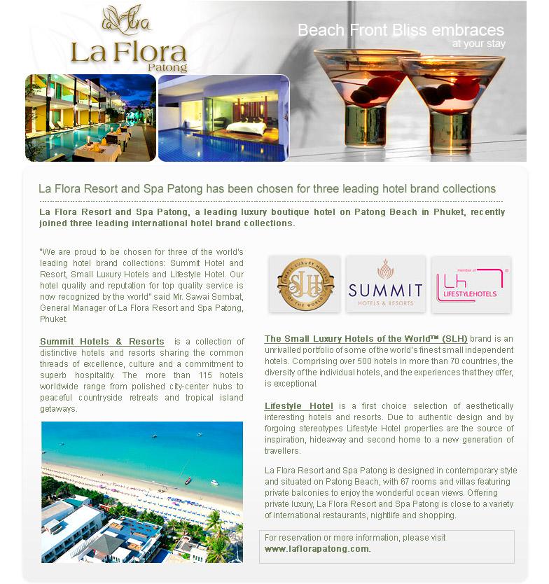 Laflora Resort and Spa Patong