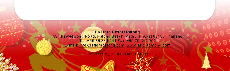 Laflora Contact info