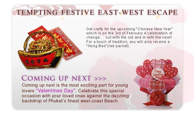 Tempting Festive East- West Escape