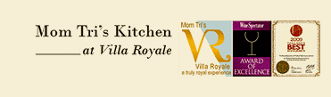 Mom Tri's Kitchen at Villa Royale