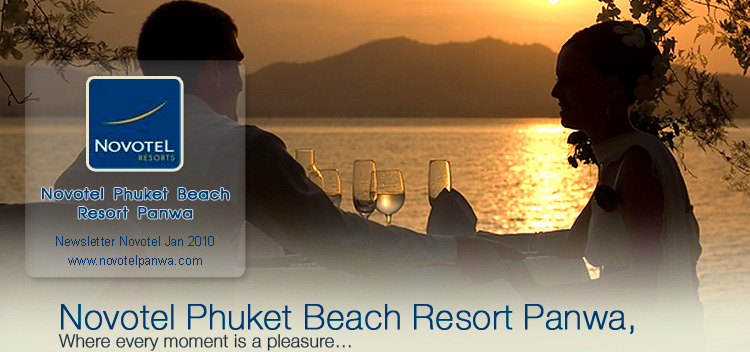 Novotel Phuket Beach Resort Panwa
