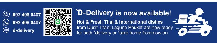 Dusit Delivery
