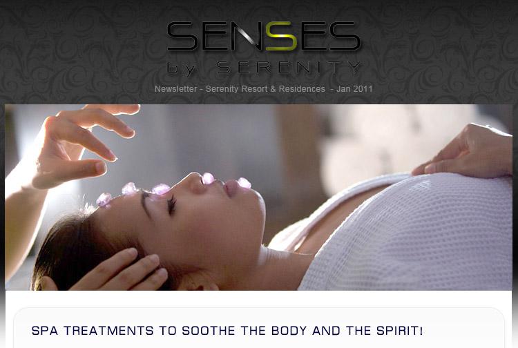senses by serenity