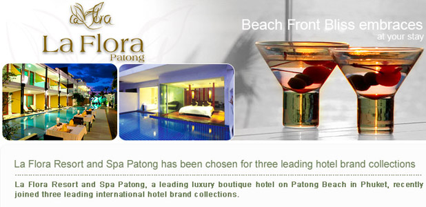La Flora Resort Patong, Newsletter Jul 2009
