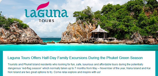 Laguna Phuket, Newsletter May 2010