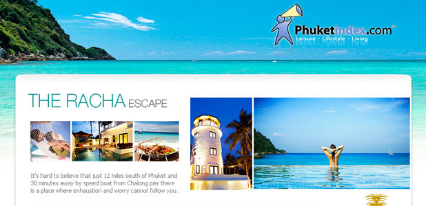 Phuketindex.com, Newsletter Aug 2009