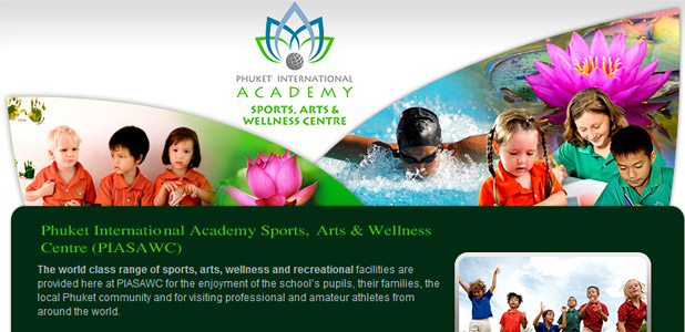 Phuket International Academy, Newsletter Nov 2009