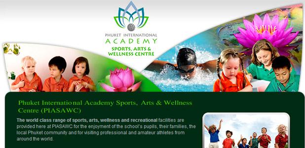Phuket International Academy, Newsletter Nov 2009