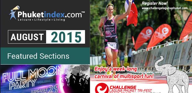 Phuketindex.com, Newsletter August 2015