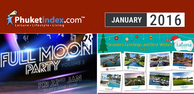 Phuketindex.com, Newsletter January 2016