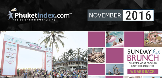 Phuketindex.com, Newsletter November 2016