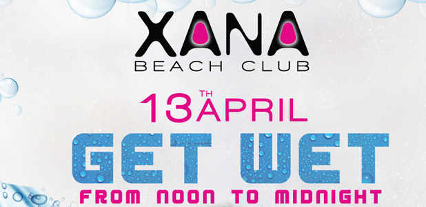 XANA Beach Club, Newsletter April 2017