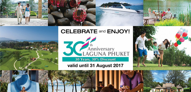 Laguna Phuket, Newsletter August 2017