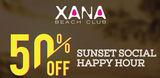 XANA Beach Club, Newsletter September 2017