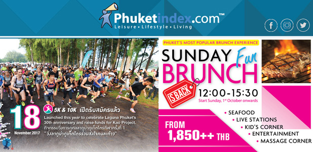 Phuketindex.com, Newsletter October 2017