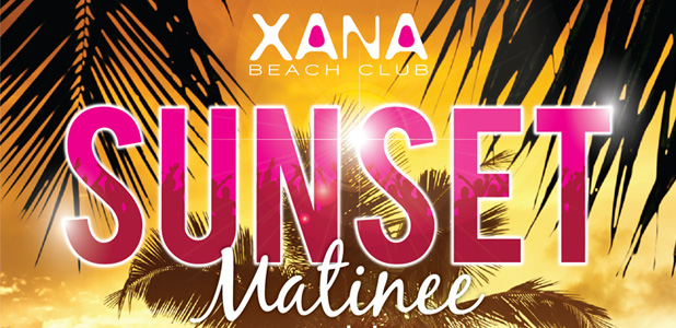 XANA Beach Club, Newsletter November 2017