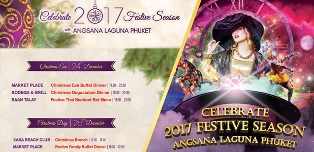 Angsana Laguna Phuket, Newsletter December 2017
