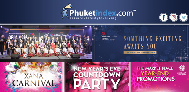 Phuketindex.com, Newsletter December 2018