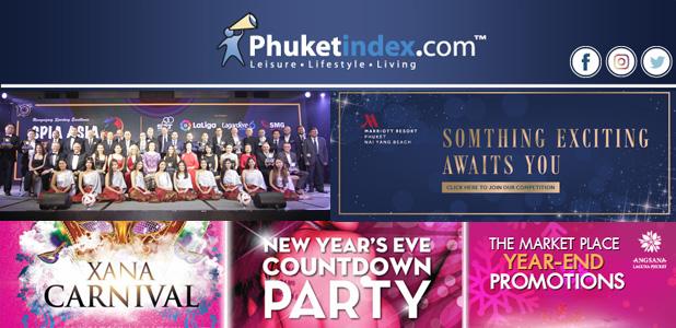 Phuketindex.com, Newsletter December 2018