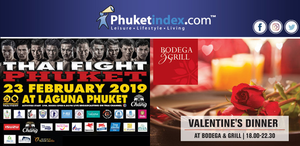 Phuketindex.com, Newsletter February 2019