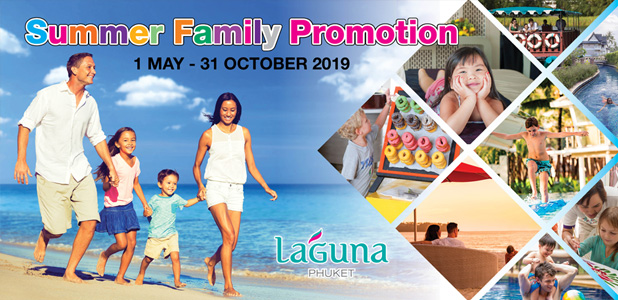 Laguna Phuket, Newsletter April 2019