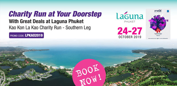 Laguna Phuket, Newsletter October 2019