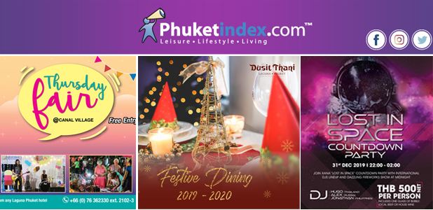 Phuketindex.com, Newsletter December 2019